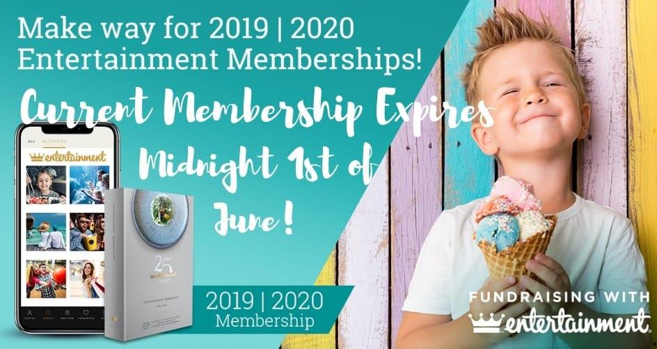 Order Now - Entertainment Book 2019